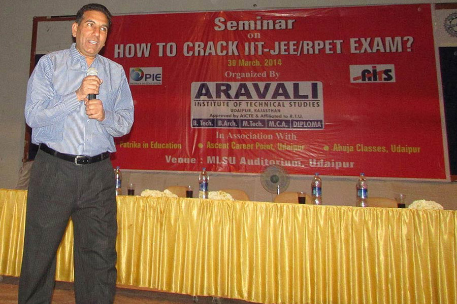Motivational Speakers of India, Motivational society of Achievers, Udaipur, Raj.
